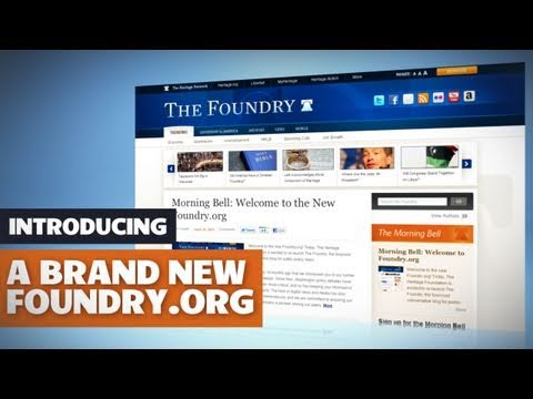 Welcome to the new Foundry.org!