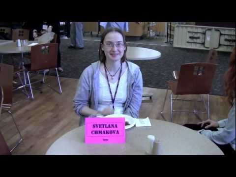 Teen Book Fest, Rochester NY, 2011