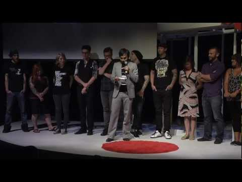 TEDxMileZero - Wolf/Sheep Arthouse - The Nature of True Collaboration