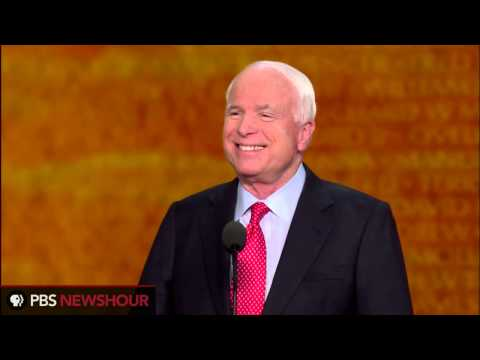 Sen. John McCain: 'We Can't Afford to Abandon the Cause of Human Freedom'