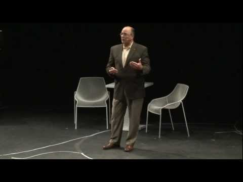 TEDxSanAntonio - Eddie Aldrete - Why Icebergs Hold the Solution to our Broken Immigration System