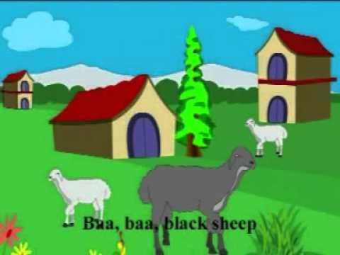 Nursery Rhymes - Baa Baa Black Ship