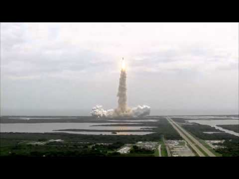 STS-135 Daily Mission Recap - Flight Day 1