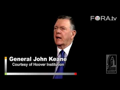 Reasons for Optimism in Afghanistan? - General Jack Keane