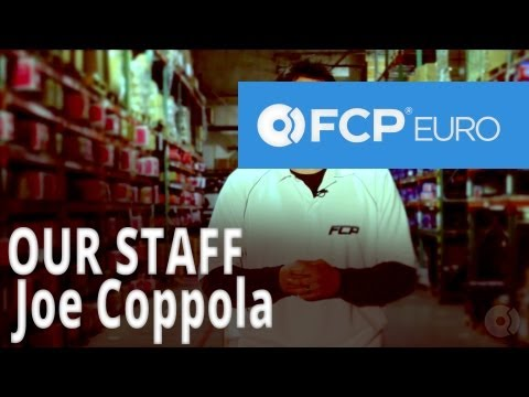 Our Staff - Joe Coppola: Customer Service Manager & Senior Sales Associate - FCP Stores
