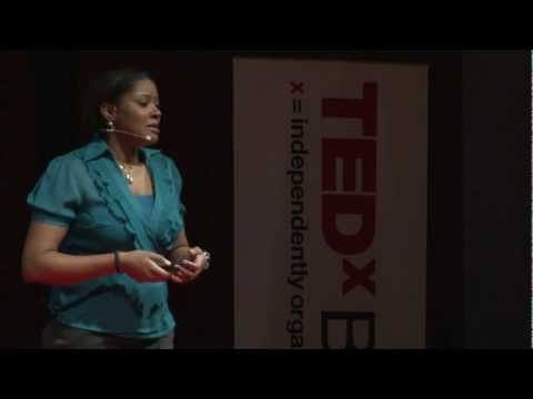 TEDxBled - Johanny Arilexis Perez - From Simple Ideas to Big Transformations