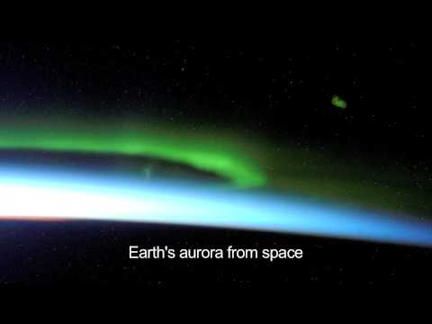 Saturn's Aurora in a New Light