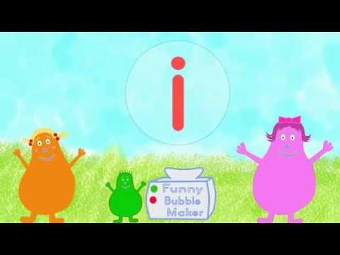 Phonics with The Funnies 5 - /i/