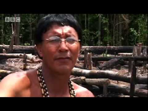 Tribe police - A battle to save culture - Amazon Truth & Myth - BBC places