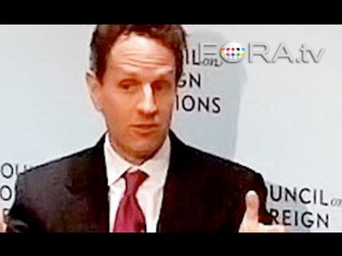 Tim Geithner - Taxpayer Money and the Bailouts