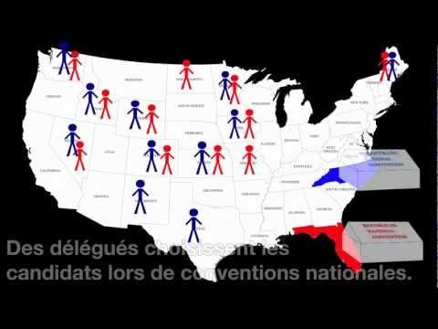 Élections américaines : Sur la route de la Maison-Blanche