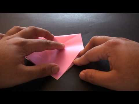 Origami Daily - 217: Easy Pig Face (Kids Origami) - TCGames [HD]