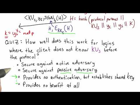 Ssh Authentication Solution - CS387 Unit 5 - Udacity