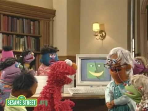 Sesame Street: Where Are the Computers?