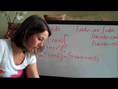 Trigonometric Integral Example 3 PART 2/2