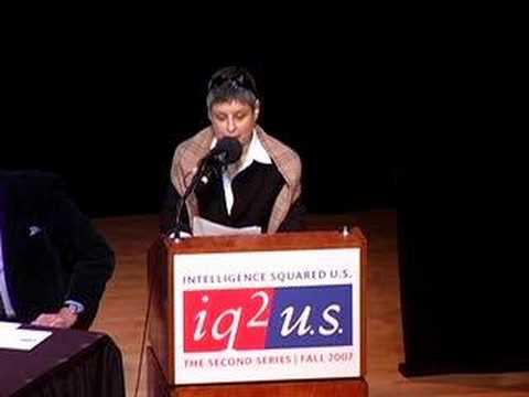 Russia Debate: Nina Khrushcheva (5 of 12)