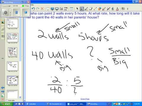 PSSA MAth Grade 7 Word Problems