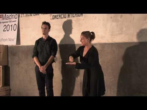 TEDxMadrid - Laura de Ziriza and Nacho Soriano - Improvisation wrap-up