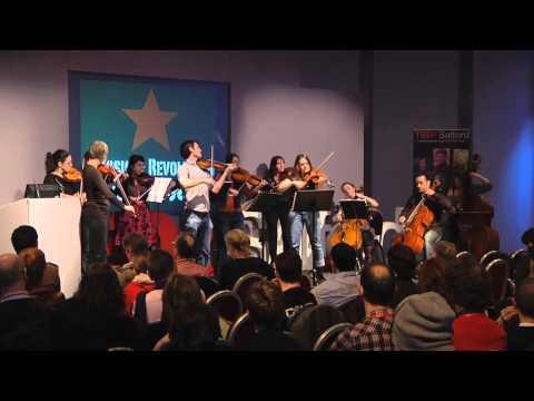 TEDxSalford - Classical Revolution Manchester