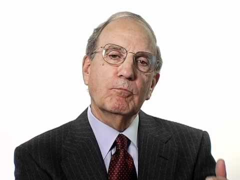Sen. George Mitchell On Congress and Bureaucracy