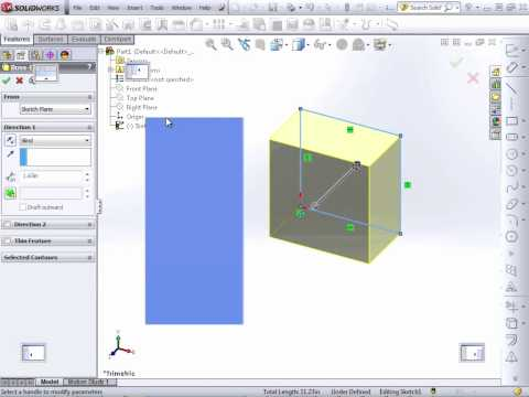Solidworks 2012 Tutorial | Customizing the Interface