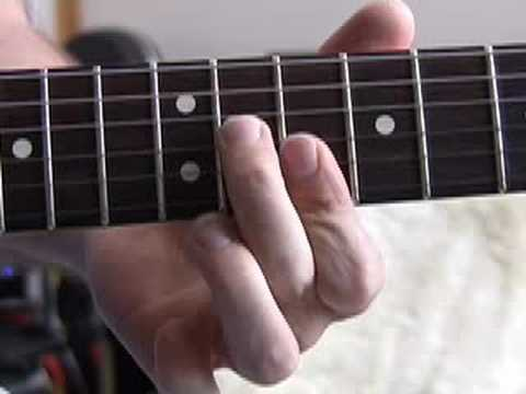 Triad Chords #3of3 (Guitar Lesson CH-008) How to play