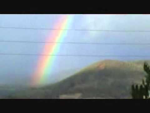 One cool rainbow