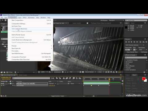 Slowing Motion, Freezing a Frame, and Reversing Time