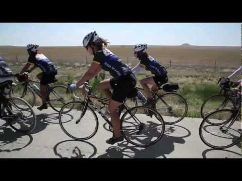 Texas 4000 — College Students With a Cause: The Ride to Raise Research Dollars