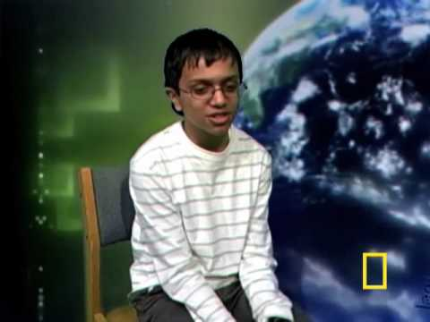 National Geographic Bee 2010 - Geographic Bee 2010 - WI Finalist