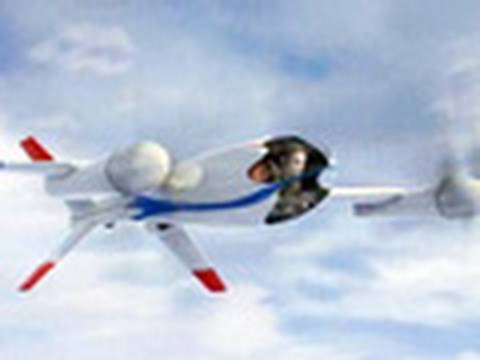 NASA's Puffin: Your Personal Aircraft?
