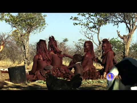 The Himbas from Namibia