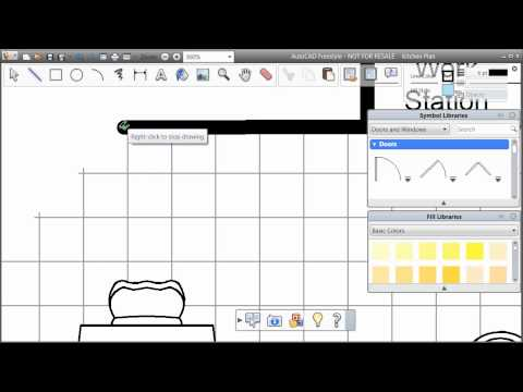 Navigating Your AutoCAD Freestyle Drawing