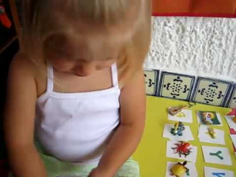 Toddler - Reading. Alphabet sounds song