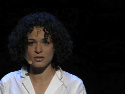 TEDxParis - Sarah Kaminsky - 01/30/10