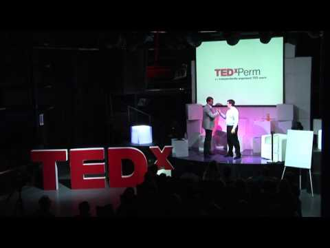 TEDxPerm - Vladimir Melnikov -  That Can Not Be True!