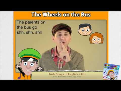 Wheels On The Bus Fun Kids Song