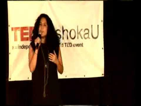 TEDxAshokaU - Nicole Letelier - 2/19/10