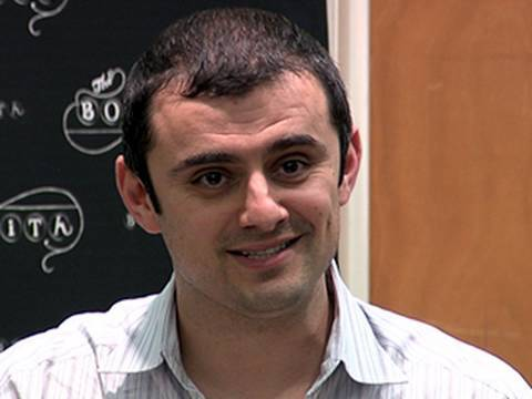 Tech Doesn't Care About You: Gary Vaynerchuk Celebrates Death of Old Media