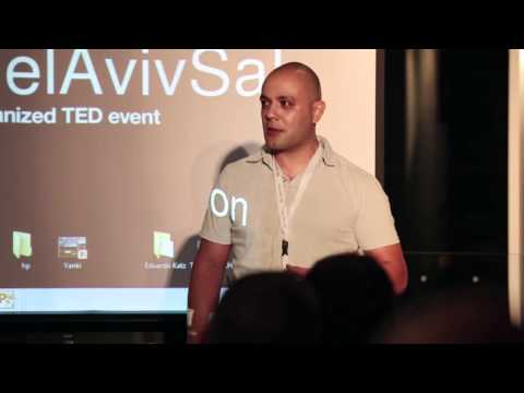 TEDxTelAvivSalon - Avi Barliya - How a Nano Country Lands a Nano Spaceship on the Moon