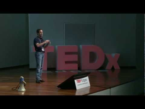 "TEDxEdges 2011 - Luis Marçal - ""Be Smart ! (Grid)"""