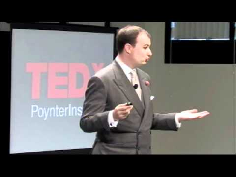 TEDxPoynterInstitute - Jesse Thorn - The Crowd Funded Me and So Can You (Get Funded (By the Crowd)