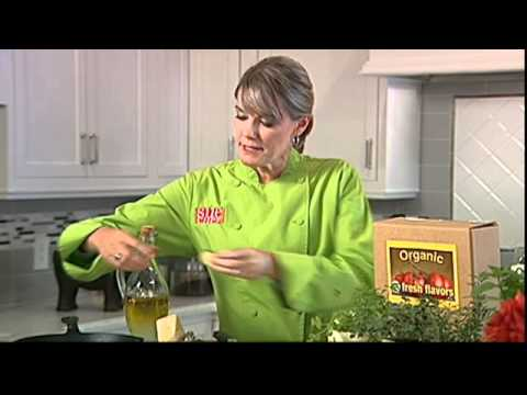 Organic Fresh Flavor Herbs-Cooking Tips