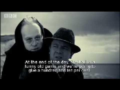 Sven-Göran Eriksson as The Grim Reaper - Dead Ringers - BBC Comedy