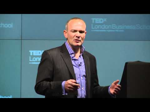TEDxLondonBusinessSchool 2012 - James Walker - Regeneration stories