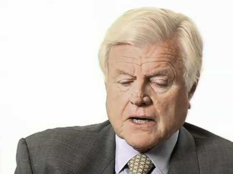 Ted Kennedy on his Childhood