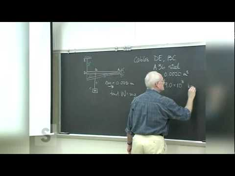Saylor ME102: Mechanics of Materials- Deformation