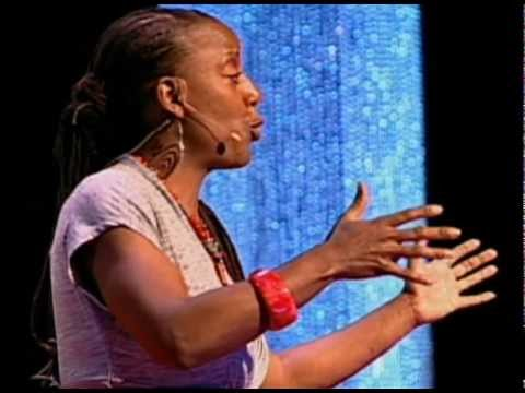 TEDxGreenville 2012 - Glenis Redmond - Poetry as Healer
