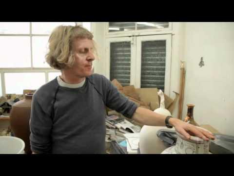TateShots: Grayson Perry studio visit