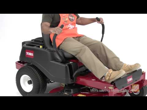 Toro TimeCutter SS4235 42 in. Hydrostatic Zero-Turn Riding Mower - The Home Depot